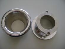 Corneta Weber 40 IDF Aluminio